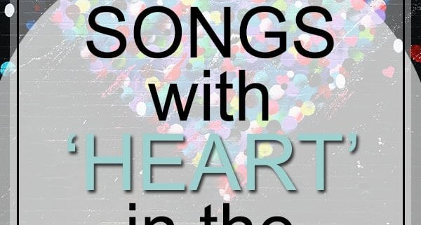 songs with heart in the title