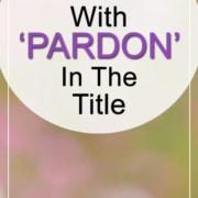 pardon songs