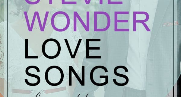 stevie wonder love songs for weddings