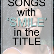 songs with smile in the title