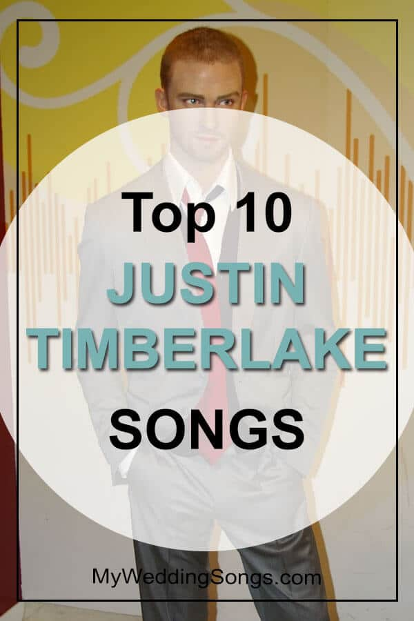 best justin timberlake songs