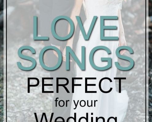 2015 love songs perfect for your wedding