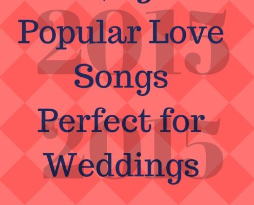 2015 popular love songs