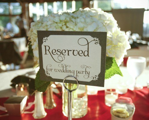 5 tips for a seating plan