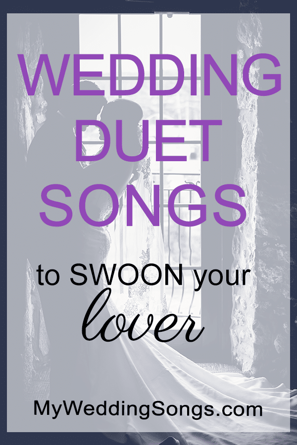 wedding duet songs