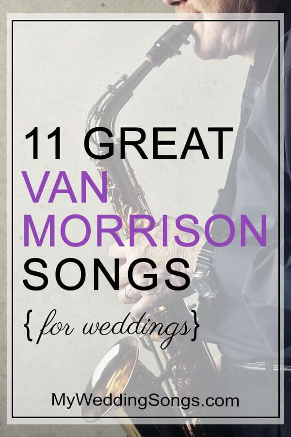 Van Morrison Wedding Songs