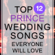 top prince wedding songs list