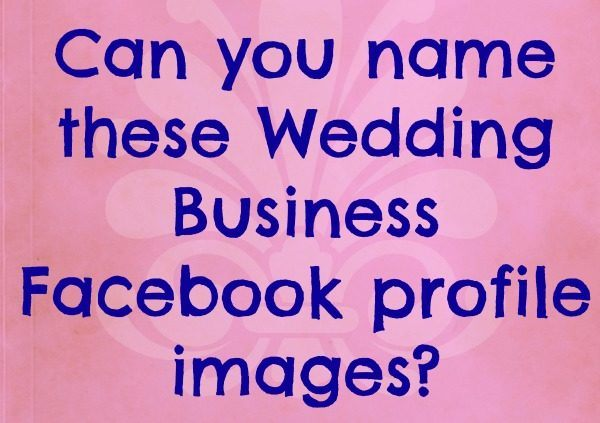 Wedding Business Facebook Quiz