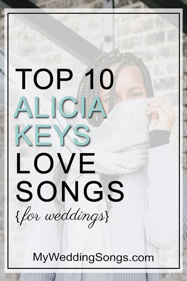 Alicia Keys Love Songs