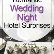 Romantic Wedding Night Hotel Surprise