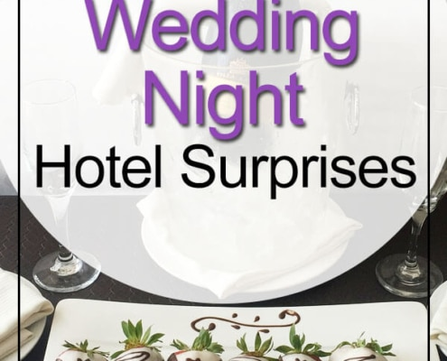 Romantic Wedding Night Hotel Surprise