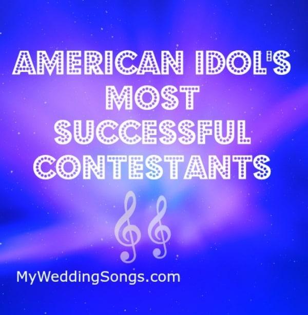 American Idol Successful Musicians