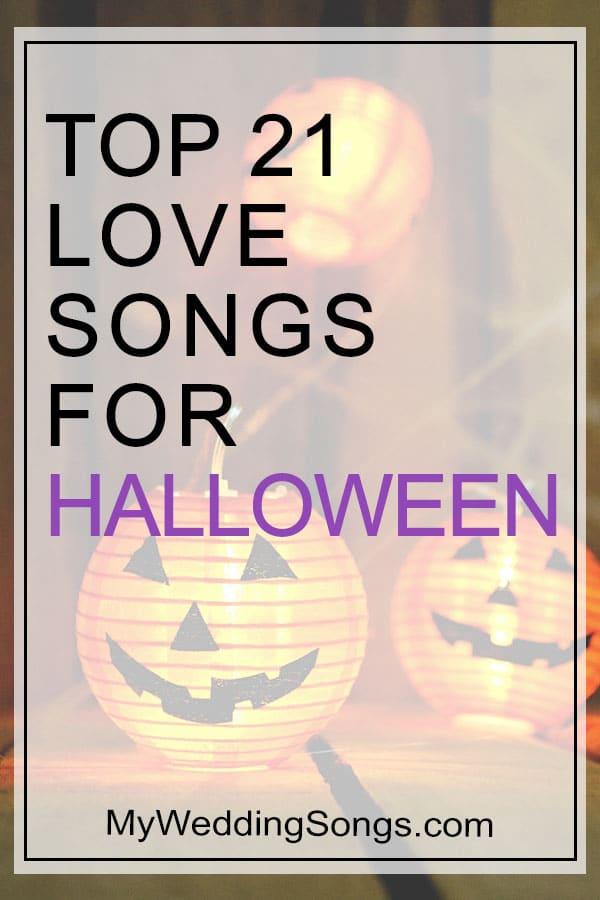 Halloween Love Songs