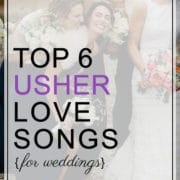 Usher Love Songs for Weddings And Skip