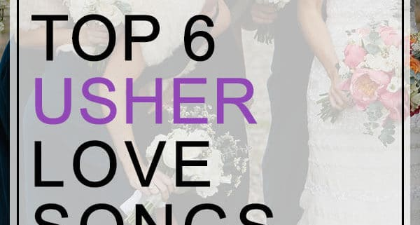 Usher love songs