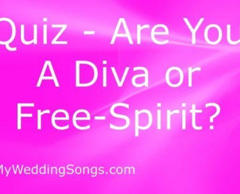 bride personality quiz
