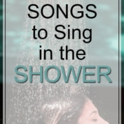 Songs To Sing In The Shower On Your Wedding Day