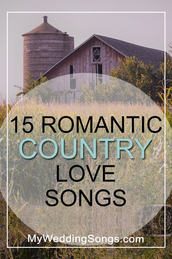 romantic country love songs