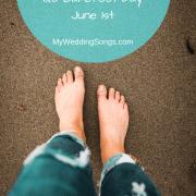 Barefoot Songs - Go Barefoot Day June 1