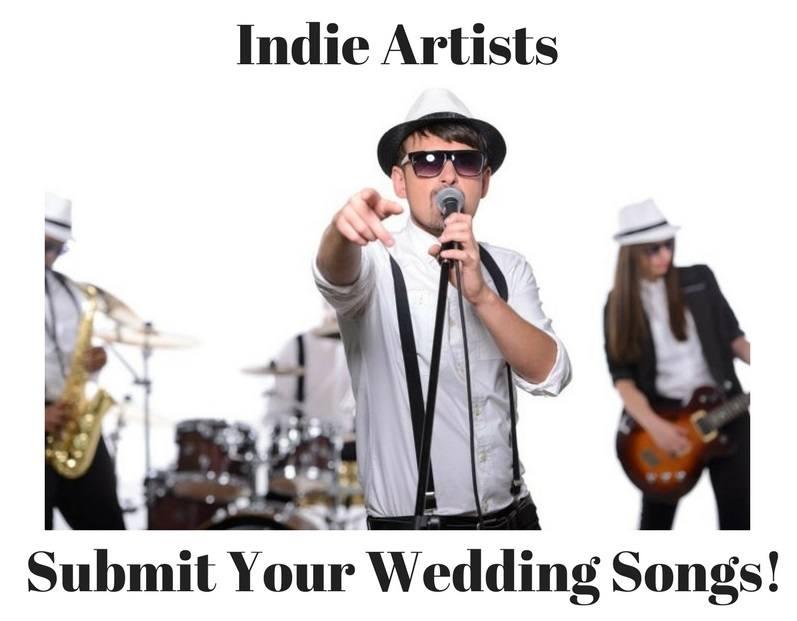 Indie Wedding Songs.Indie Wedding Song Submission My Wedding Songs