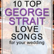 George Strait Love Songs For Your Wedding Micro-Moments