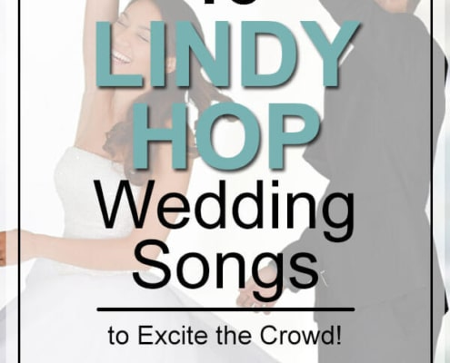 18 lindy hop wedding songs