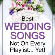2017 Best Wedding Songs Not On Every Playlist... Yet