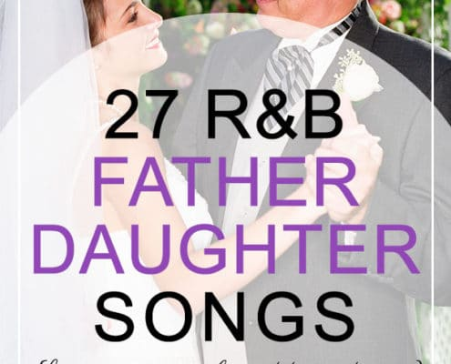 R&B Father Daughter Songs