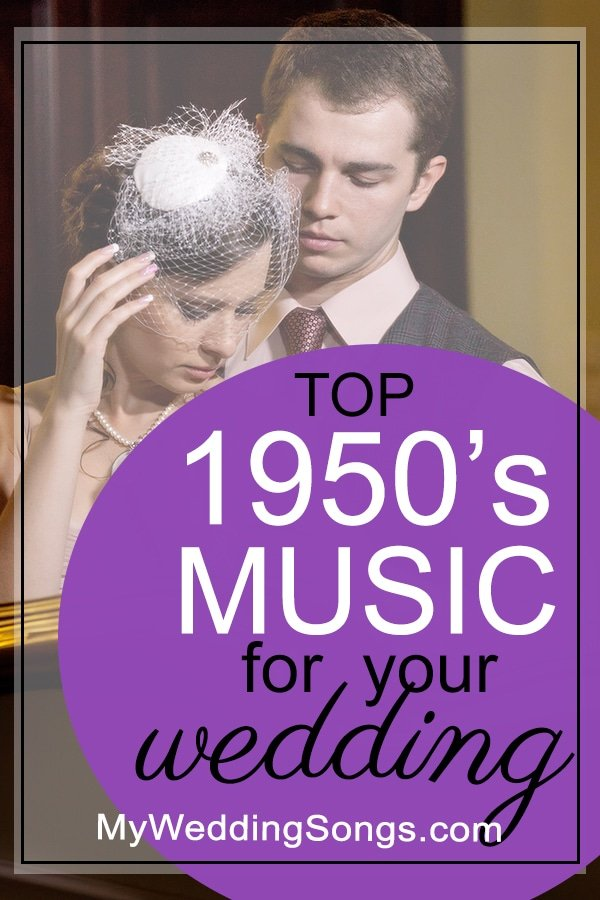 1950s music for weddings