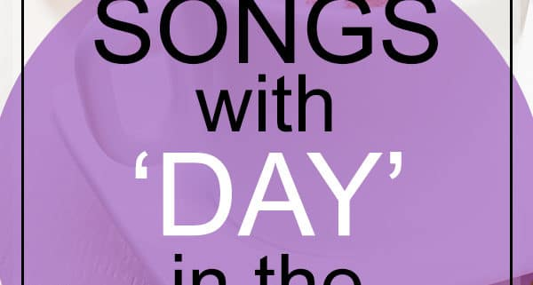 day songs in the title