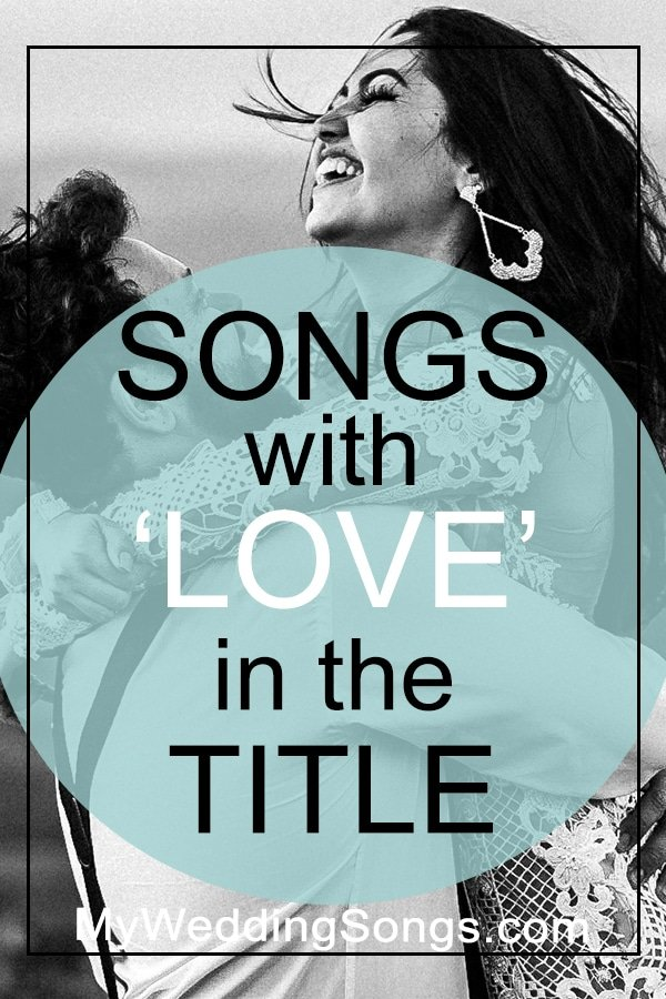 Love title songs