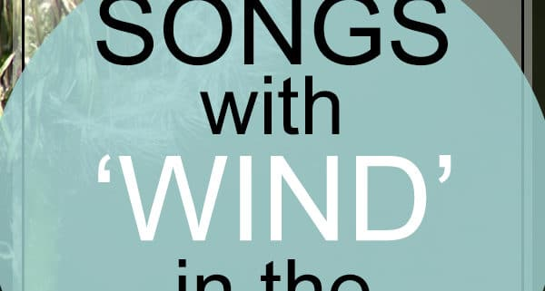 wind songs in the title
