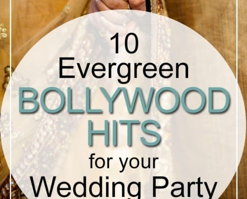 bollywood hits for wedding party