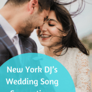 Smithtown, New York DJ's Suggested Wedding Playlist