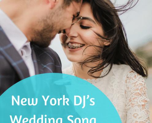new york dj wedding song suggestions