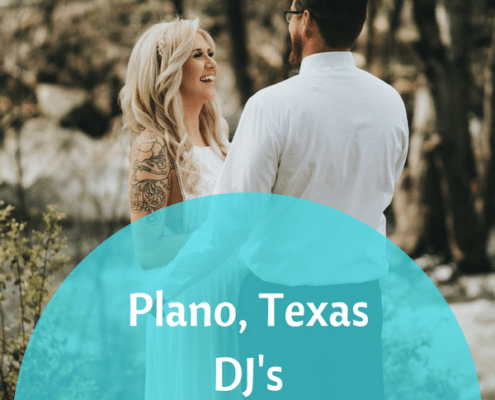 plano texas dj wedding playlist