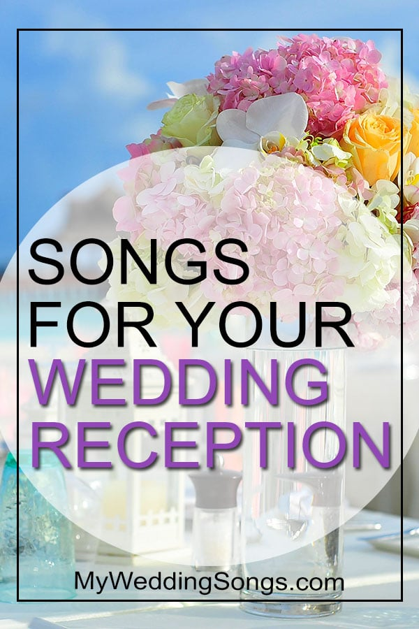 Wedding Reception Songs 50 Song Lists