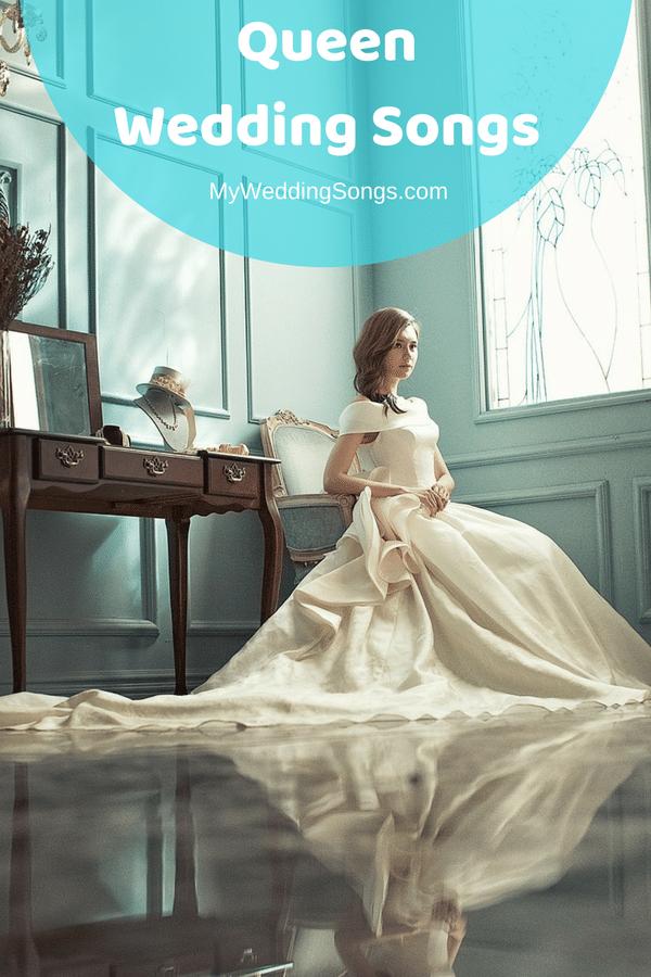 queen wedding songs