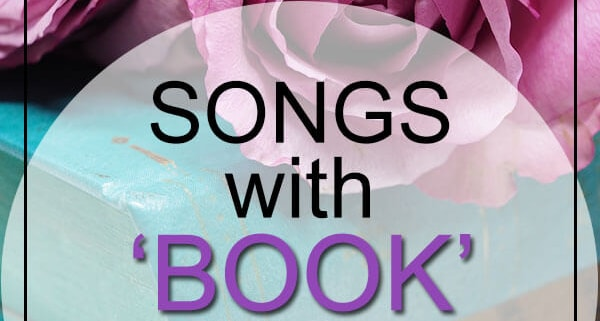 songs with book-in the title