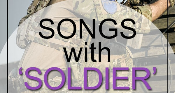 songs with soldier in the title