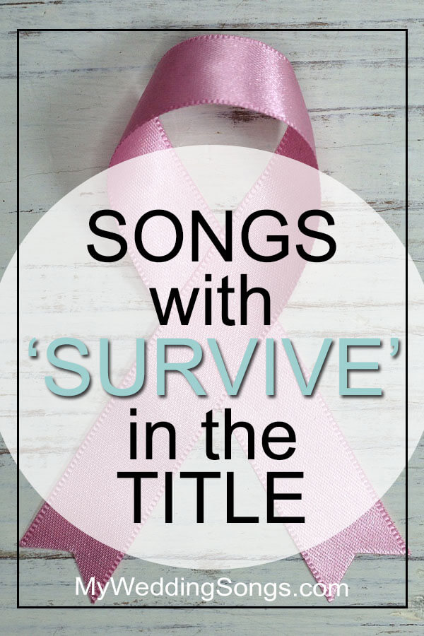 songs with survive in the title