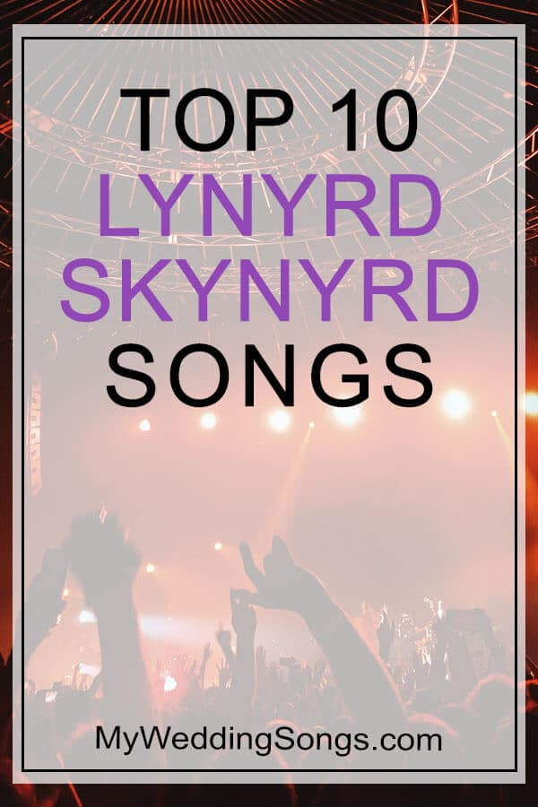 top lynyrd skynyrd songs