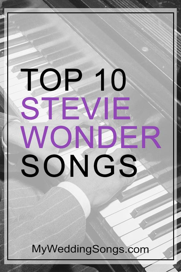 top stevie wonder songs