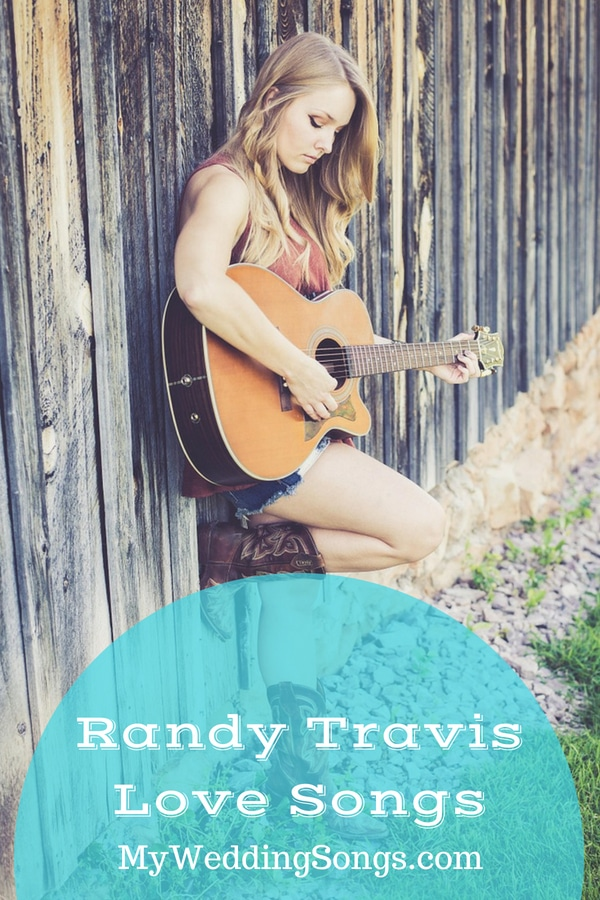 randy travis love songs
