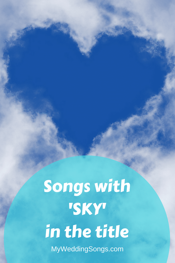 sky songs in title