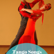 Tango Songs List for Specialty Dance at Weddings