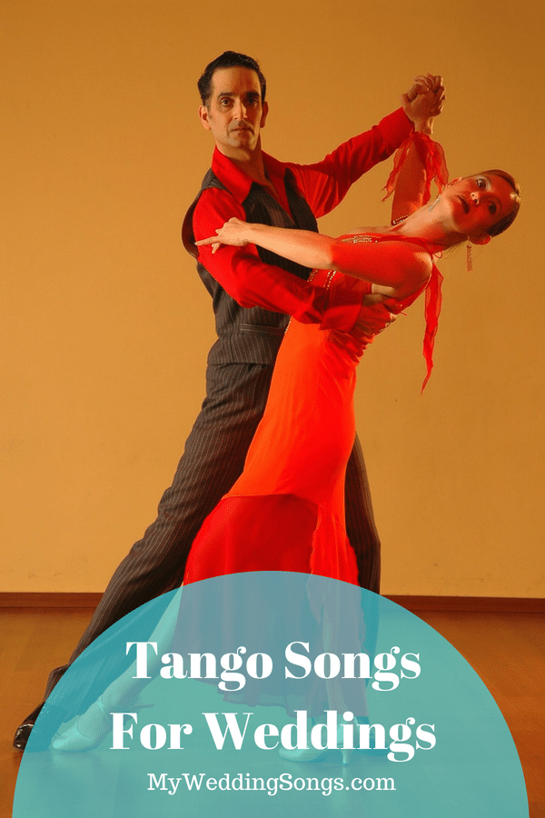 Tango Songs List for Specialty Dance | My Wedding Songs