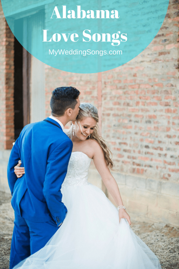 alabama love songs for weddings