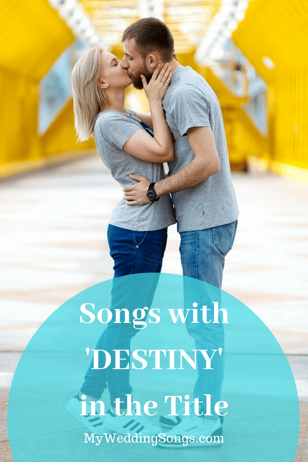 destiny songs in the title