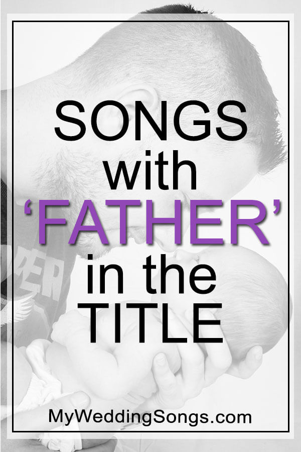 Best Father Songs in Title
